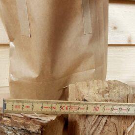 Chunks av ekträ EK passar till det mesta och kan med fördel används till nötkött men även lax och inte minst JULSKINKA! Ekrökt julskinka är gryyymt gott!