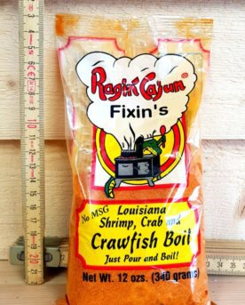 Crawfish boil - CAJUN FiXiN´s - kryddmix för att koka om kräftor
