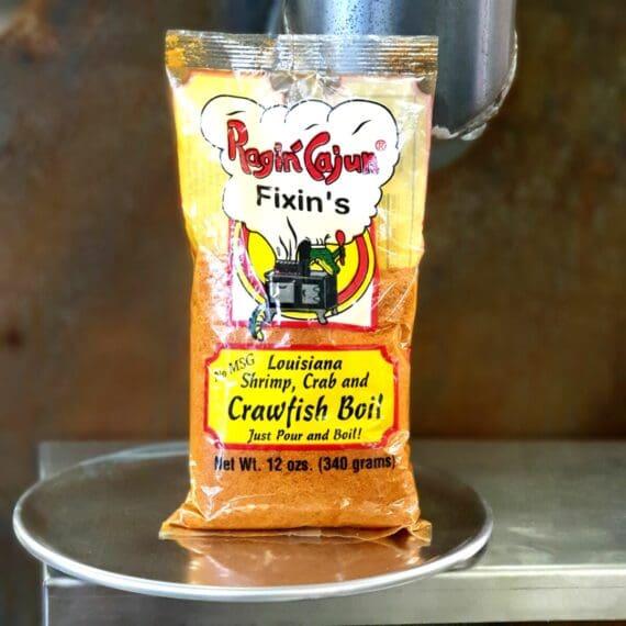 Crawfish boil - CAJUN FiXiN´s - kryddmix för att koka om kräftor Cajun style