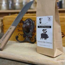 risen från Iberico är en kryddblandning och rub gjord som en hyllning till den spanska grisen pata negra svartfots gris