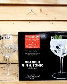 Gin glas - 80 cl - Gin Balloon - Spanish Gin & Tonic - Copa de balon