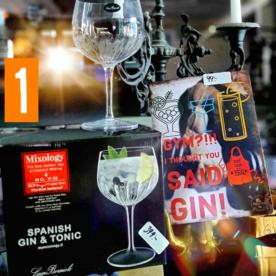"""Ginglas stora Spanska ginglas Spanish Gin Tonic glas Detta är ett 4pack spanska Ginglas med en rymd på hela 80cl. Lägg till detta till en enorm vidd på glaset och du har det ultimata Ginglaset framför dig - Spanish Gin & Tonic. Vidden på kupan i detta spanska Ginglas låter dig att uppleva alla dofter på nära håll, då öppningen tillåter att mer eller mindre halva ansiktet kan rymmas i kupan. Vid en sökning på """"best gin glasses"""" så kommer du inte längre få upp """"stuprör"""". Gin som bara växer i populäritet serveras oftast i """"balloon glasses"""" - stora kupor på hög fot, elegant, lätt och fräscht - precis som de flesta drinkar baserade på gin. Made in Parma, Italy 80cl höjd: 21 mm, kupans diameter: 10,2 mm Priset är för 4 glas. ultraklart kristallglas specialbehandlat för extrem tålighet professionell kvalitet blyfritt går att diska i maskin"""