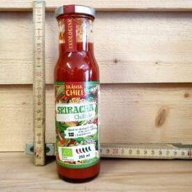 wow! Starkt beroendeframkallande chilisås som gjorts på fermenterad chili - testa den över nachochip och smältost eller drick den som den är ;) Ekologiskt odlad och utan konserveringsmedel