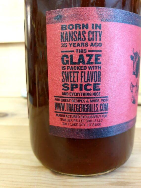 Pensla din revben, ribs och kamben med denna fruktsöta glaze från Traeger, ger fin smak och suverän glans