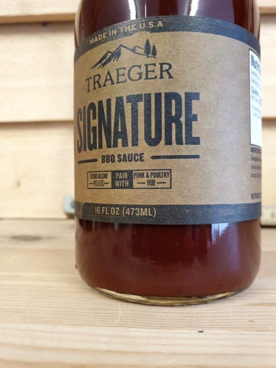 Trager Signature En fantastiskt god grillsås, bbq sås att pensla på kött sista minuterna eller att använda som en kall sås