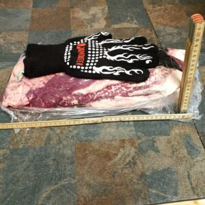 Brisket av Grainfed Angus, kylt kött om förpackning på cirka 6kg