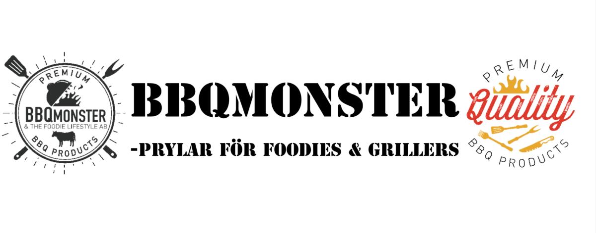 BBQmonster prylar och presenter för livsnjutare foodies och grillers butik 557 meter från Väla köpcentrum i Ödåkra utanför Helsingborg