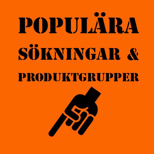 Populära sökningar produkter och produktgrupper i webshoppen hos BBQmonster