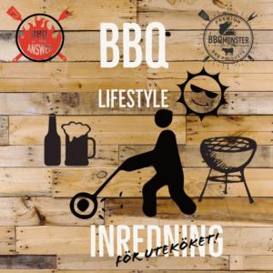 BBQ lifestyle inred ditt utekök och din grillhörna med prylar som stöttar din livsstil med bbq öl grillning och livsnjuteri rustika och rejäla prylar från bbqmonster