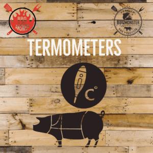 Termometers blue tooth wifi termometers kamado styrning flame boss snabbtermometer thermopro thermpro bbqmonster